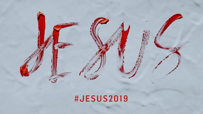 #JESUS 2019